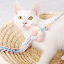 Pet-Toy Cat Toy Cat-Stick For Cats Teaser Funny with Tassel Bell Fairy