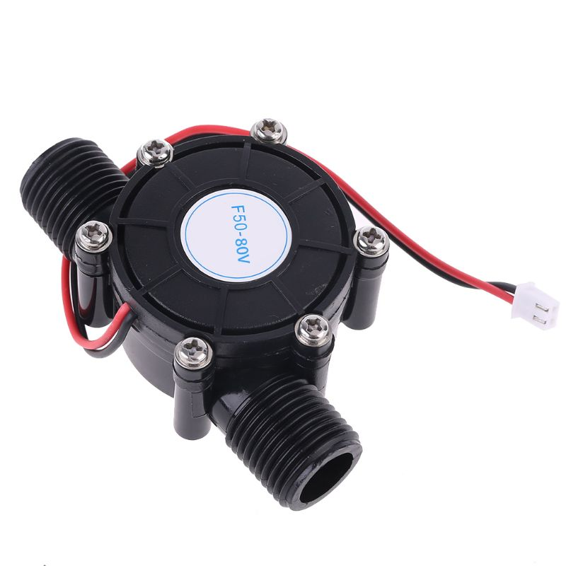 Mini 80v 5v 12v 10w micro gerador