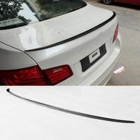 M5 Style спойлер из углеродного волокна 5-Series 520i 535i F10 F18 Подходит для BMW