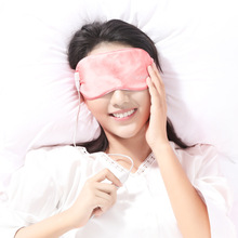 Eye Hot Compress Electric Massager Eyeglasses Sleep Mask Protect Vision Relieve Eye Fatigue Massage Eyes Massage And Relaxation