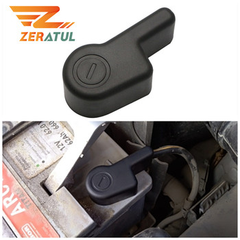 For Suzuki Equator Infiniti QX56 QX4 Nissan Terrano Mazda BT-50 Refine M3 Battery Anode Negative Electrode Pole Terminal Cover image