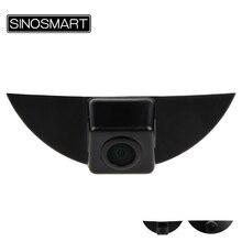 Sinosmart в ассортименте, Высококачественная автомобильная парковочная камера переднего вида для Nissan Qashqai LIVINA TIIDA под логотипом бренда