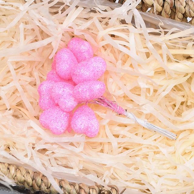 50 g/paquet multicolore artisanat froissé papier panier déchiqueté papier de soie déchiqueté herbe confettis remplissage mariage événement fête cadeau décor
