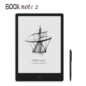 New Arrival BOOX NOTE 2 e-Book Reader 10.3 inch 4G/64G Android 9 intelligent eBook ink screen tablet handwritten notebook(China)