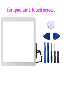 Display Digitizer Touch-Panel-Replacement A1474 iPad Front-Glass Home-Button for Air-1