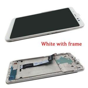 "Image 3 - Для Xiaomi Redmi Note 5 Pro ЖК экран с рамкой 5,99 ""10 сенсорный экран Замена Redmi Note 5 Pro LCD Snapdragon 636"