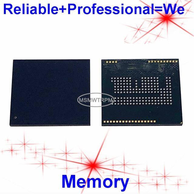 TYD0GH221640RA BGA162Ball EMCP 8+8 8GB Mobilephone Memory New original and Second hand Soldered Balls Tested OK