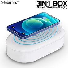 Uv-Sterilizer-Box Phone-Watch Disinfection Ce for Personal Cabinet Face-Mask Nice Portable