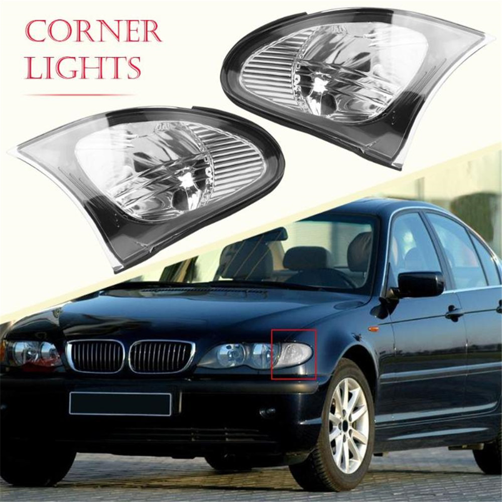 99-01 Bmw 325I Driver Side Headlight Lamp Assembly Convertible//Coupe