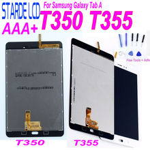 цена на STARDE Replacement LCD For Samsung Galaxy Tab A 8.0 T350 SM-T350 T355 SM-T355 LCD Display Touch Screen Digitizer Assembly