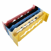 IY Grid Drawer Divider Household Necessities Storage Organizer Plastic Divider For Desk Drawer Closet Space-saving Tools new in stock ve j62 iy vi j62 iy