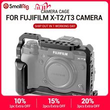 SmallRig DSLR Camera Cage for Fujifilm X T3 X T3 and X T2 Camera feature with Nato Rail Handle Grip fujifilm xt3 Cage 2228