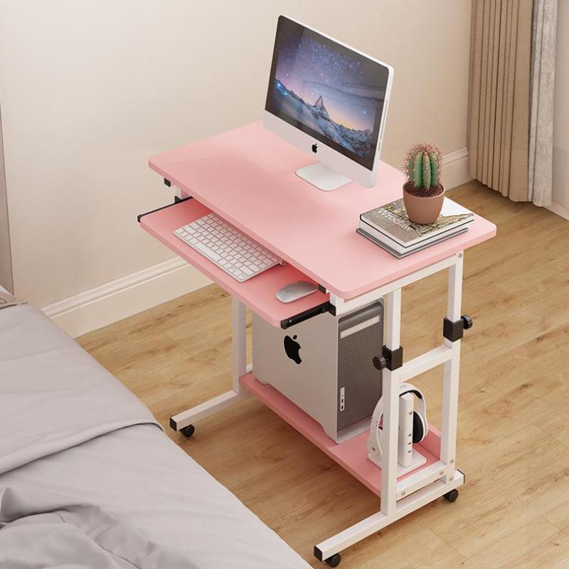 Ленивый компьютерный стол подъемный простой маленький домашний прикроватный