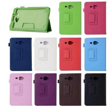 Новый чехол для планшета Samsung Galaxy Tab A a6 7,0 дюйма T280 T285 SM-T280, умный чехол для планшета, откидная подставка, защитный чехол