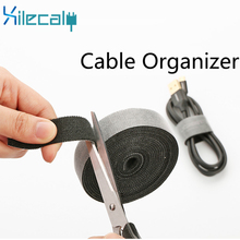 Cable Organizer 1M 3M 5M Wire Winder Holder Earphone Mouse Cord Clip Protector USB Management For iPhone Micro Type C