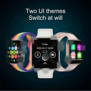 FT50 inteligentny Watch16 zegarek twarz Bluetooth połączenia tętno Monitor temperatury ciała serii 5 Smartwatch VS t500 iwo12 FT30 P80 PRO