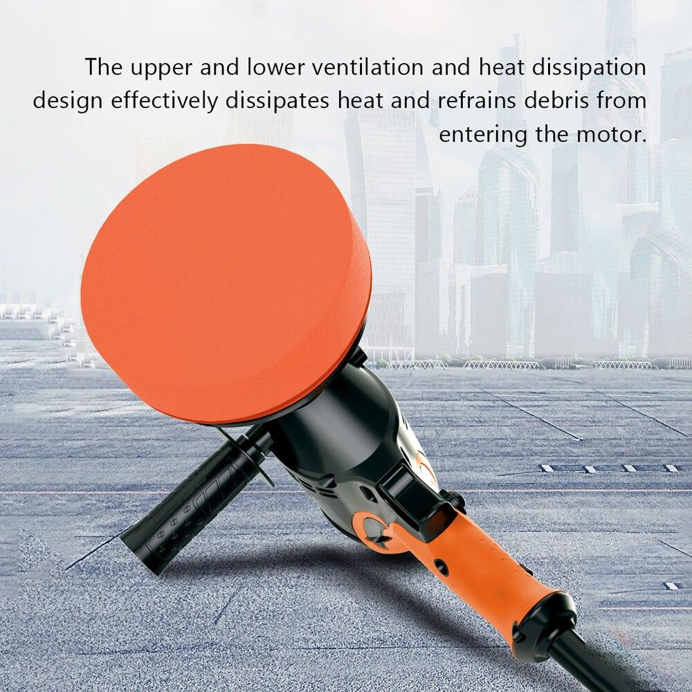 Kkmoon επαγγελματικό ηλεκτρικό μηχανή επάλειψης 980w msow
