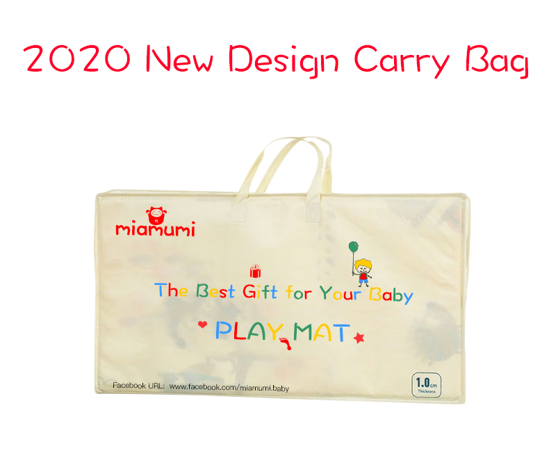H7af5b57e54544b819ae23d15a86891abX Miamumi Portable Baby Play Mat XPE Foam Double Sided Playmat Home Game Puzzle Blanket Folding Mat for Infants Kids' Carpet Rug