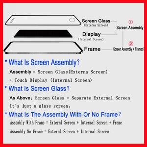Image 2 - החלפת תצוגה מקורית חדשה של 100% מבחן 5.99 אינץ עבור Xiaomi Redmi 5 פלוס הרכבה Digitizer מסך מגע LCD