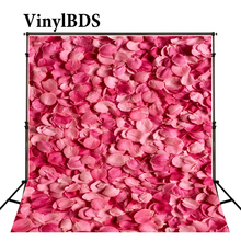 Kate Flower Backdrop Wood Floor Wall Photography Backdrops Wedding Backdrop Customize Seamless Background Photo kate blue snow photo backdrop christmas with trees bokeh light backdrops fotografia washable and seamless baby shower backdrop