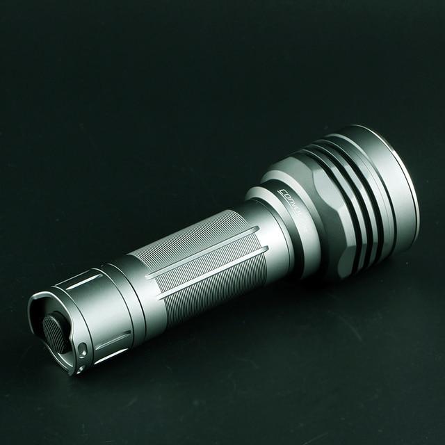 Konvoy M26C SST40 XHP70.2 el feneri, 26650 el feneri, meşale ışık