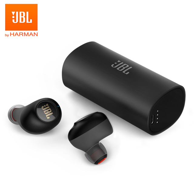 JBL C230TWS True Wireless Earphones Bluetooth 5.0 Stereo Earbuds Bass Sound Headphones TWS Sports Headset with Mic Charging Case Electronics Wireless Earphones