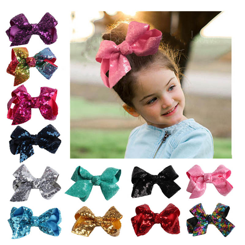 Baby Girl Hair Clips Barrettes Cute Hairpins Children Headbands Princess Headdress Kids Hair Accessories Hair Bow Clips