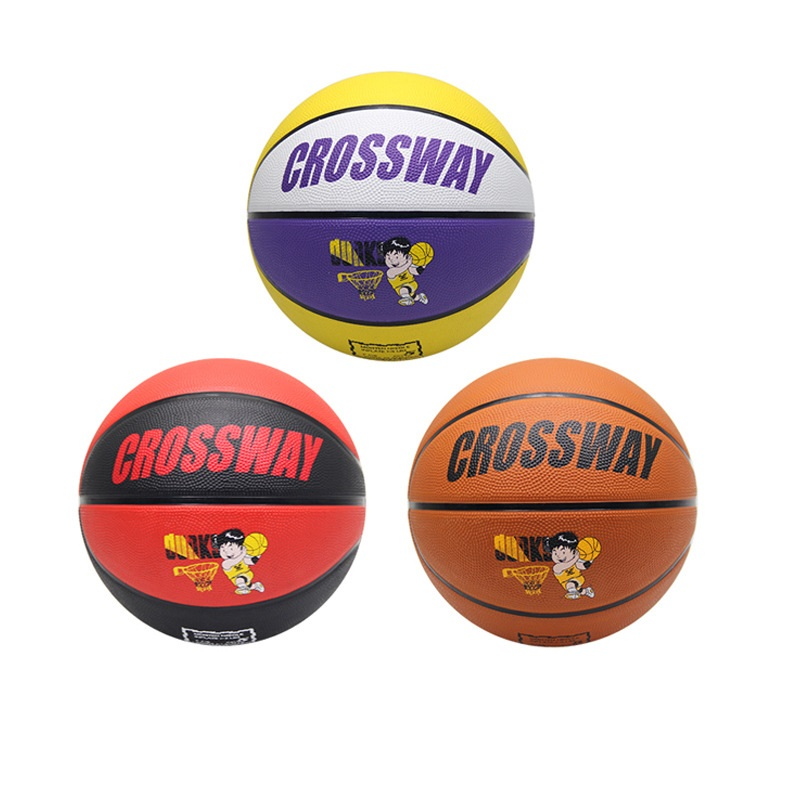 Standard Anti-friction Basketball Ball 3/4/5/6/7 Adult And Child Youth Ball Wear Rubber Training Competition Indoor And Outdoor