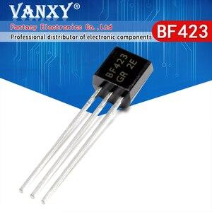 Image 1 - 100 peças bf423 to 92 423 to92 novo triode transistor