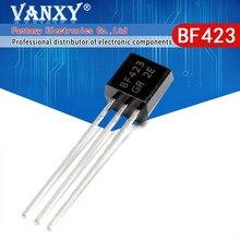 Новый триодный транзистор BF423 TO-92 100 TO92, 423 шт.