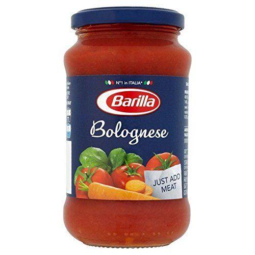 Barilla Bolognese Pasta-Sauce 400G
