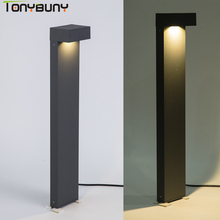 Delicate home led lawn light decoration led garden lighting Factory Direct Sale LED Bollard light Waterproof garden lawn lamp