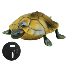 Electric Remote Control Turtle Simulation Infrared Animal Child Baby Toy Walking Luminous Gift