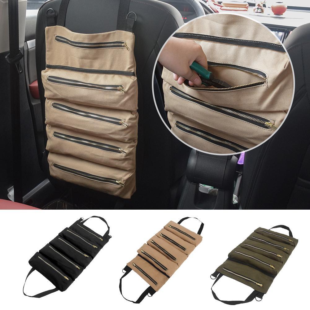 Car-Storage-Kit Multi-Function Portable Suspension Canvas