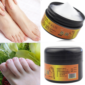 1pc Horse Oil Feet Cream Heel Cream for Athlete's Foot Feet Mask Itch Blisters Anti-chapping Peeling for Foot Care Cream TSLM2 feet o p i asa02 foot care cream gel masks deodorants