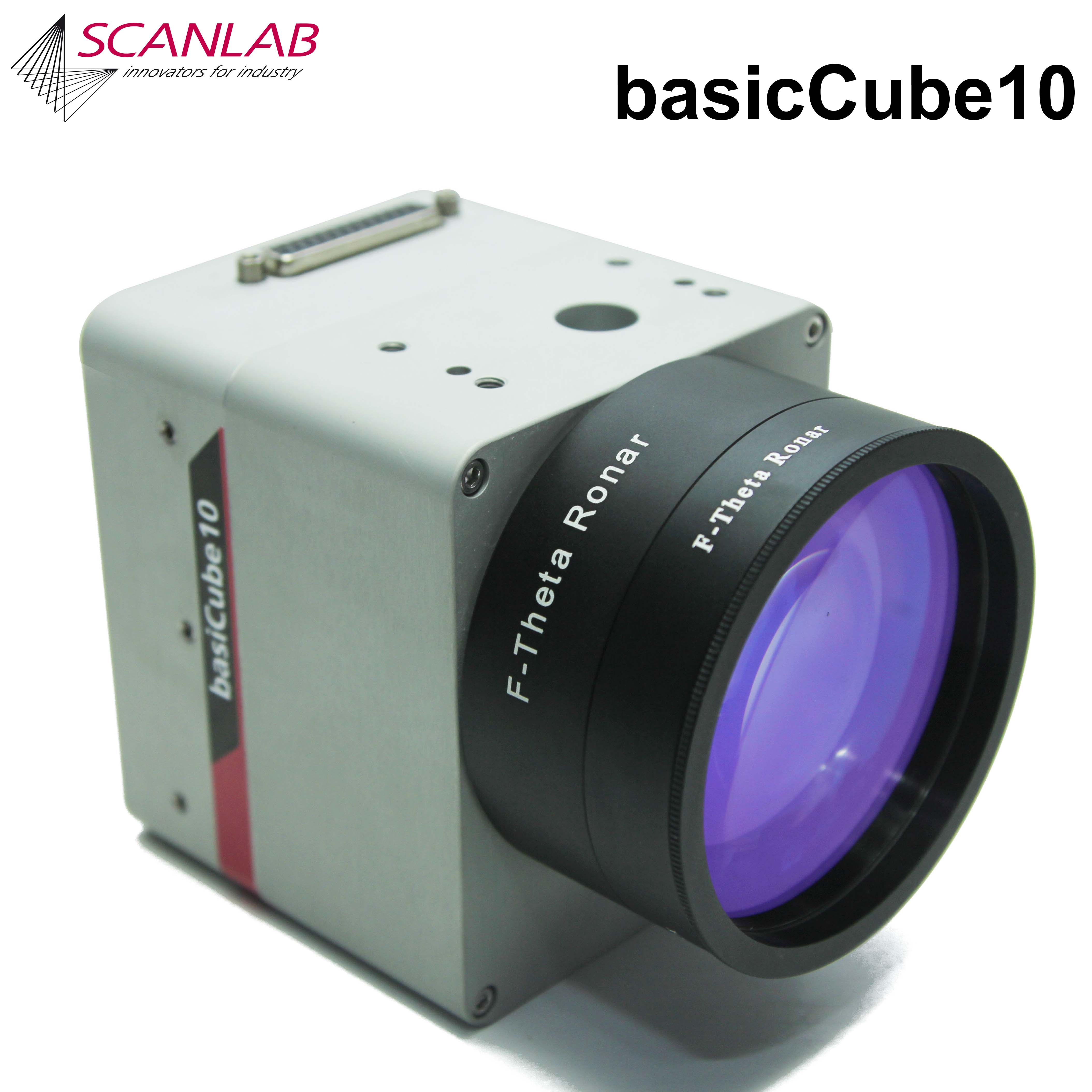 SCANLAB BasiCube 10 Scan Head Galvo Head Made In Germany