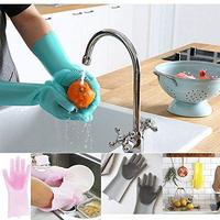 Magic Silicone Cleaning Gloves 6