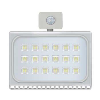 PIR Motion Sensor LED Flood Light 30W 50W 100W Outdoor Floodlight 220-240V Waterproof Led Spotlight for Garden Wall Street Light - Category 🛒 Lights & Lighting