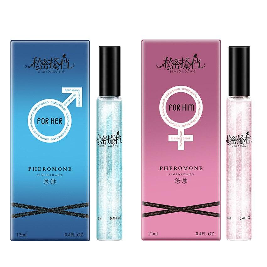 12ML feromon parfüm kadın/erkek seks tutku orgazm vücut duygular sprey flört parfüm çekmek su bazlı hava spreyi