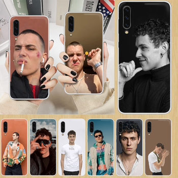 Spanish aron piper TV series Phone Case hull For SamSung Galaxy note A 5 7 8 9 20 30 40 50 51 60 70 71 80 2017 18 E transparent image