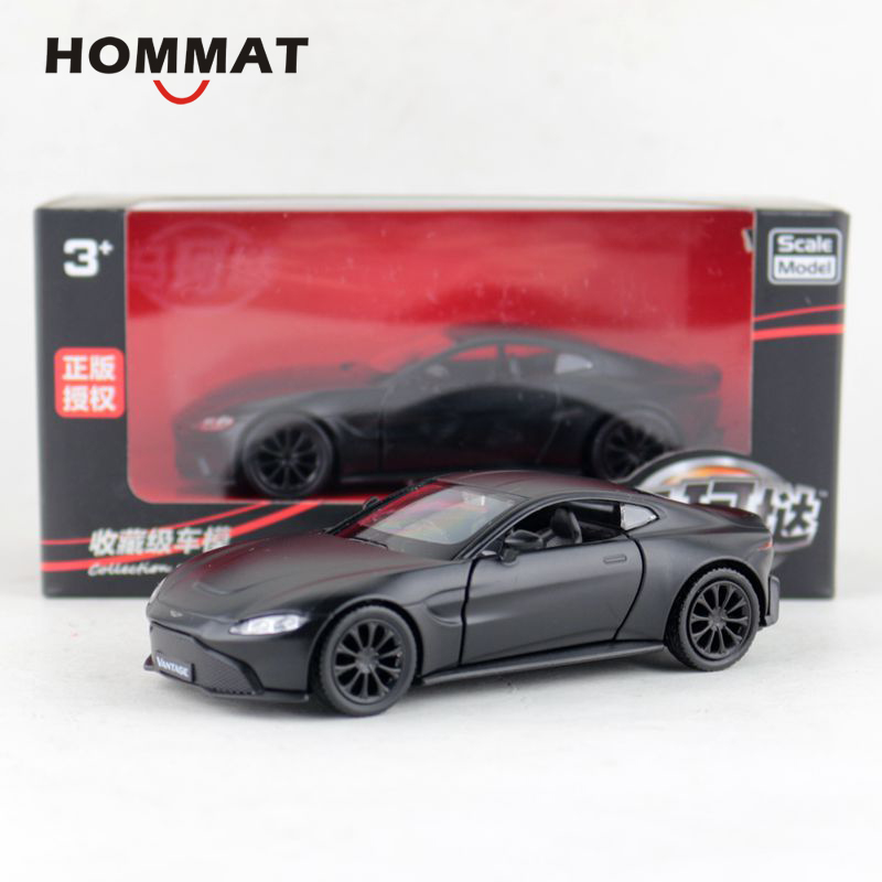 Hommat 1 36 Scale Aston Martin Vantage V8 Toy Car Model Alloy Metal Diecast Vehicle Gifts Cars Kids Toys For Children Pull Back Diecasts Toy Vehicles Aliexpress