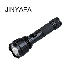 Glare LED Flashlight Bicycle Light 3 Lighting modes Torch Use 18650 battery Used for hunting camping night rides, etc.