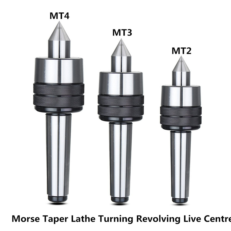 MT3 0.001/'/' Rotary Lathe Live Center Milling Center Turning Morse Tool Taper