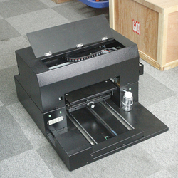 SHBK mała dysza Epson  płaska sześciokolorowa uniwersalna płaska drukarka UV  sprzęt do drukowania szkła powłoki telefonu komórkowego