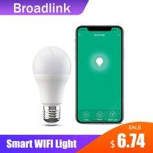 ใหม่BroadLinkสมาร์ทBestCon LB1 Dimmer LEDหลอดไฟควบคุมเสียงด้วยGoogle Home & Alexa