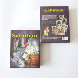 2020 novo sabotador jogo de tabuleiro para crianças jogo de tabuleiro