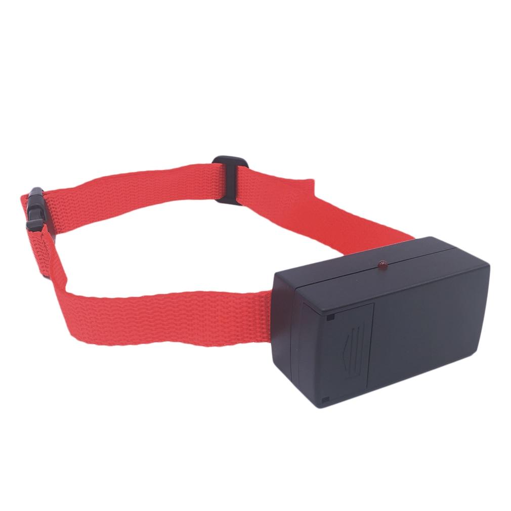 Sound Control Anti Barking Dog Trainer Dog Training Device No-Barking Dog Collar Voice Activated Pet Control Collar