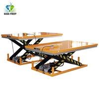 4 тонный 6 тонный гидравлический ножничный подъемный стол
