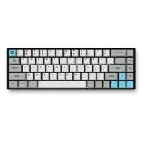 AKKO PBT Keycap Cherry Switch Mechanical Keyboard Silent Bluetooth Dual Mode Gaming Keyboard for PC Laptop Desktop