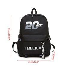 Fashion Backpack Men Women School Travel Daypack Laptop Bookbag Shoulder Bag for Teenager Girl